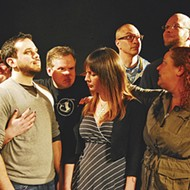 Improv Mondays at the Planet Ant are really funny
