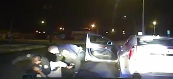 SCREENSHOT FROM PATROL CAR VIDEO