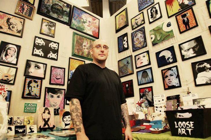 STUDIO VISIT: Jerry Shirts