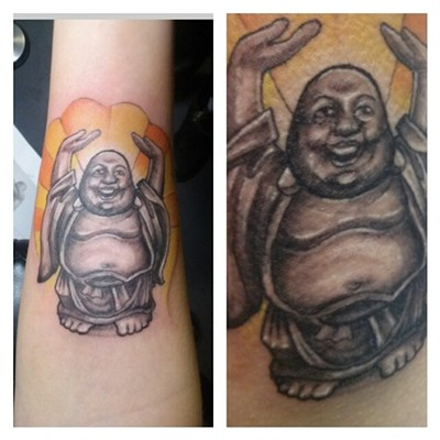 30 pics of interesting Detroit tattoos
