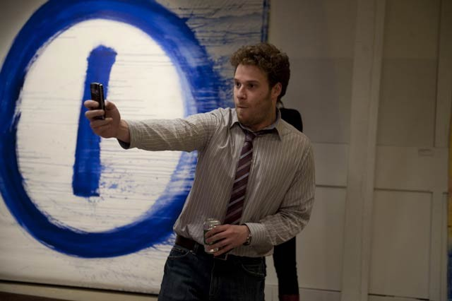 Kind bud: Seth Rogen in 50/50.