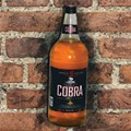 King Cobra tastes like a dirty frat party, but it's cheap and it gets you drunk