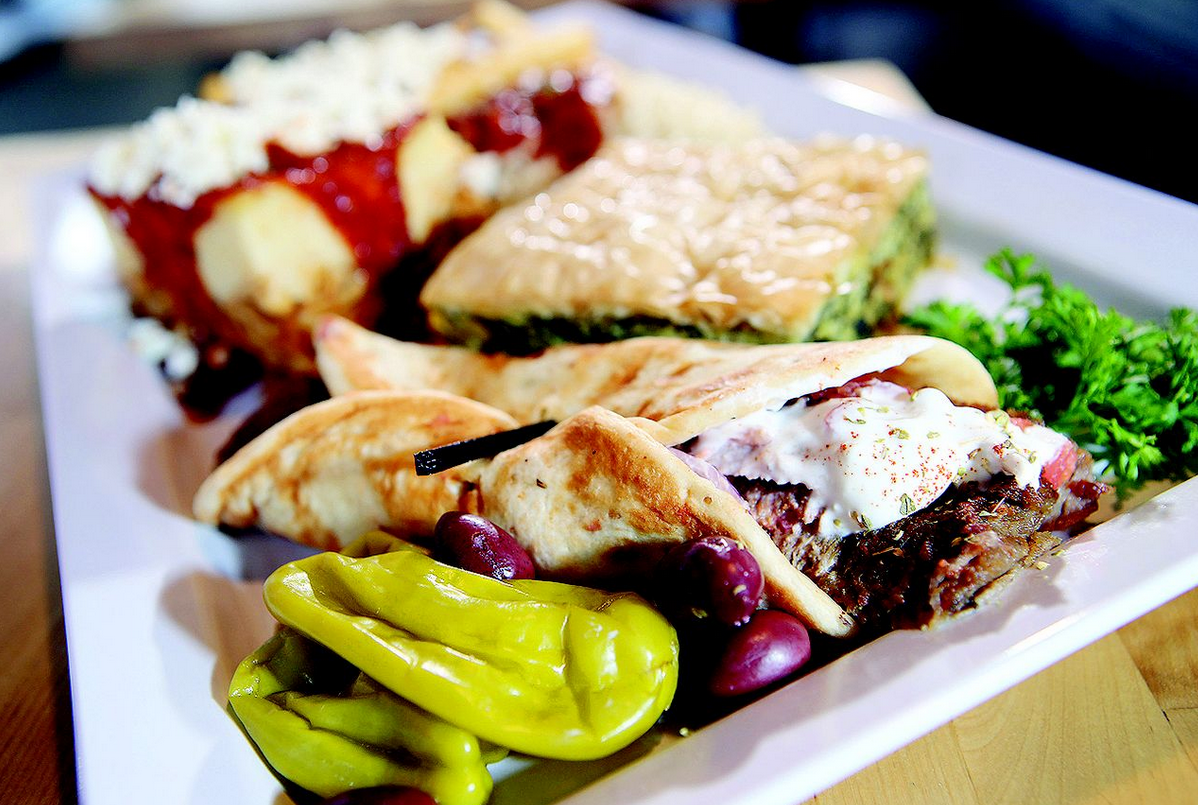 Kouzina greek street food offers big portions with small prices kouzina greek street food offers big portions with small prices forumfinder Image collections