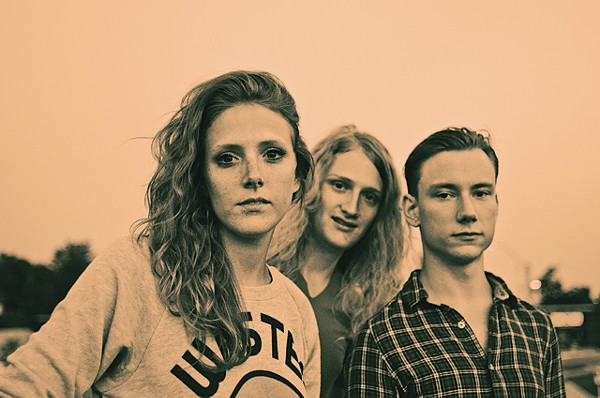 Leah Diehl, Aaron Diehl and Ben Collins contemplate their next three-minute heartbreaker.