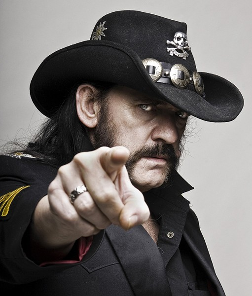 "Lemmy gets ""tanked."""