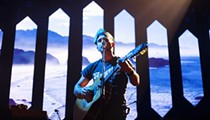 Concert review: Sufjan Stevens rambles about growing up in Detroit