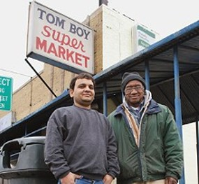 The owners of the Cass Corridor's Tom Boy Market spoke with John Carisle, known in this newspaper at Detroitblogger John, for a 2009 column. - DETROITBLOGGER JOHN