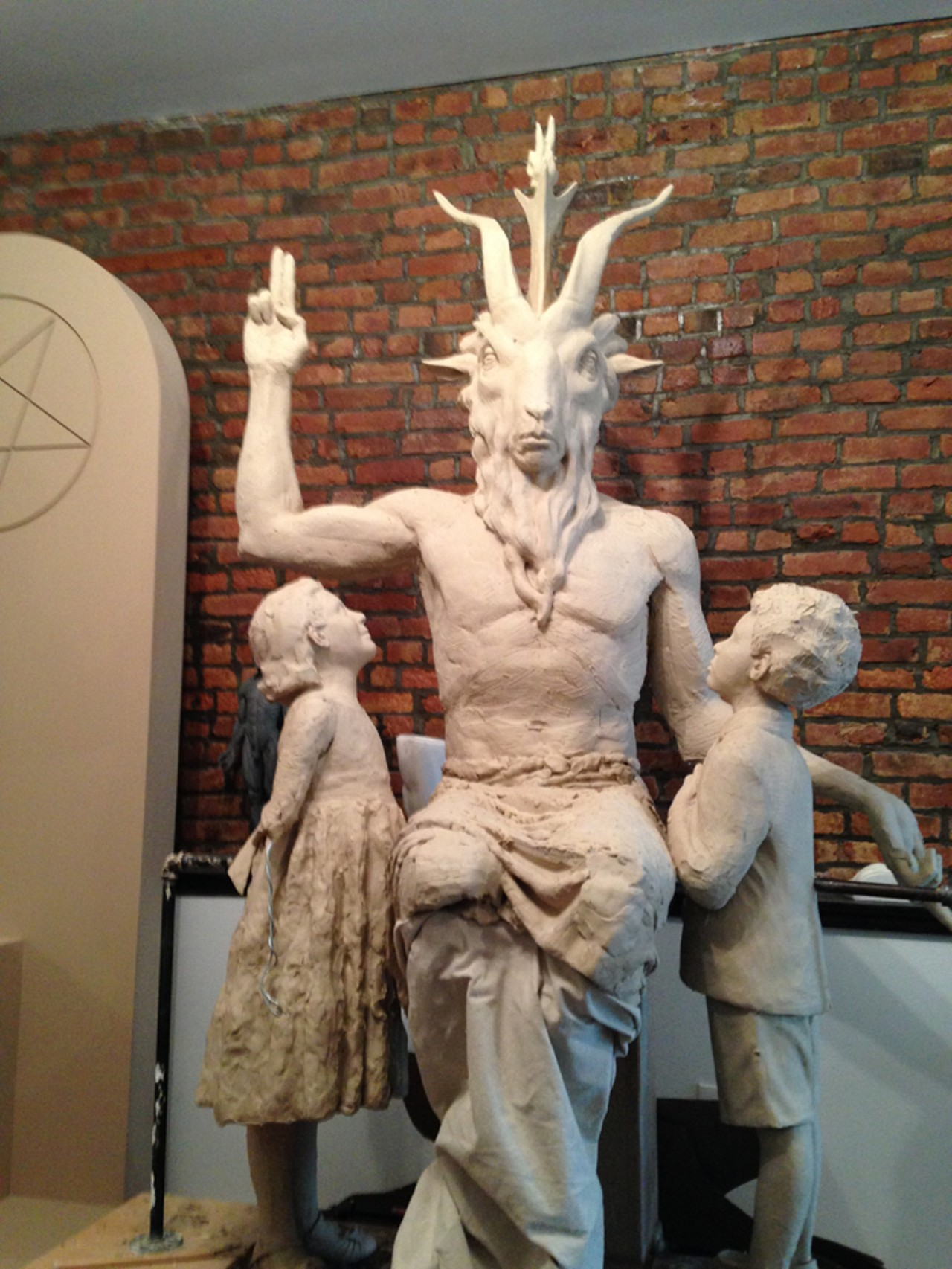 Lucien Greaves of the Satanic Temple | Local News | Detroit