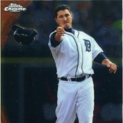 35 Sweet Detroit Tigers Baseball Cards