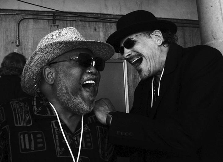 14 great pics from John Oslers Detroit Jazz book