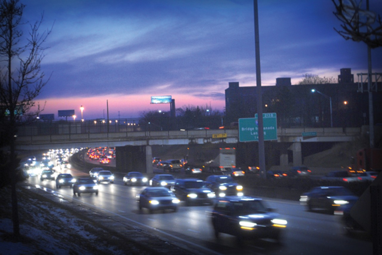 A highway runs through it | Local News | Detroit | Detroit Metro Times