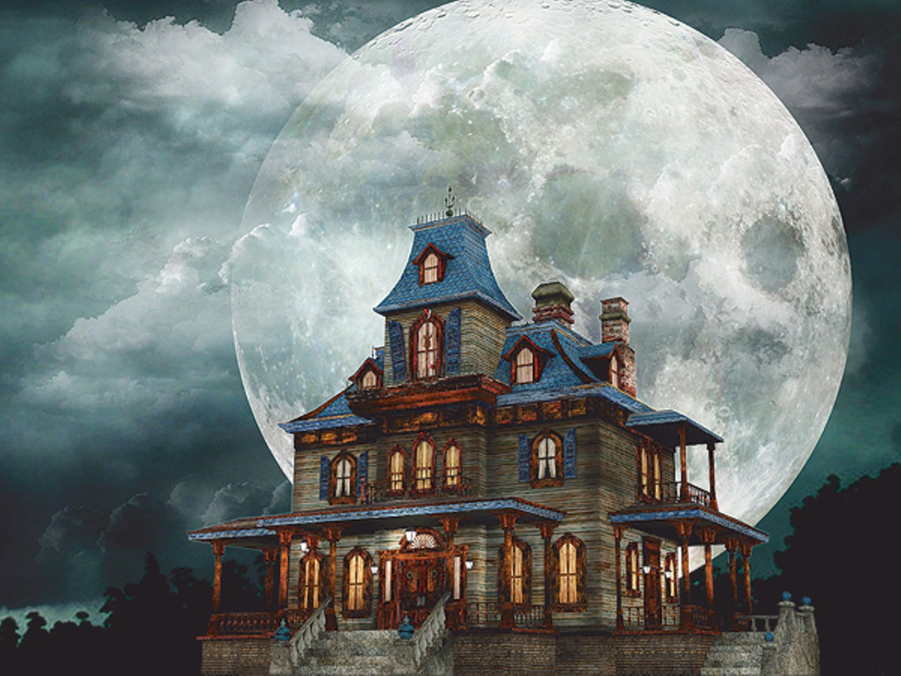 metro detroit's spookiest haunted houses and other attractions | the