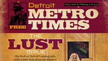 Metro Times 2014 Lust Poll