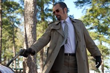 Michael Shannon plays family man and contract killer Richard Kuklinski in The Iceman.