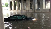 More flooding in Detroit on Tuesday