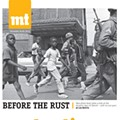 New Photo Book Takes a Look at Detroit's Past