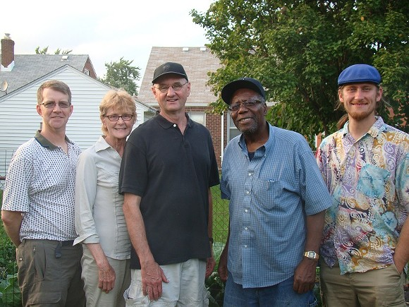 Candidates on the Working Class Program include (from left to right) Ken Jannot Jr., Mary Anne Hering, Gary Walkowicz, Sam Johnson, and David Roehrig. - VIA WORKINGCLASSFIGHT.COM