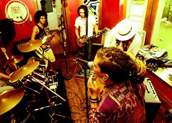 Nina & the Buffalo Riders talk Detroit rock roots