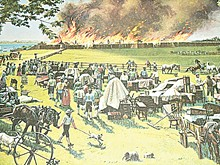 1805 : A Fire Almost Wipes Out Detroit