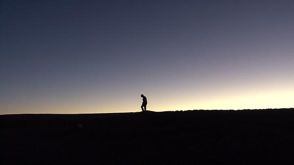 Nostalgia For The Light: Big sky days