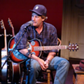 Oh yeah, actor Jeff Daniels also plays music