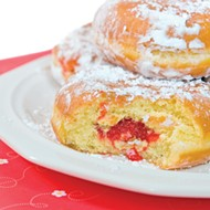 P is for Paczki