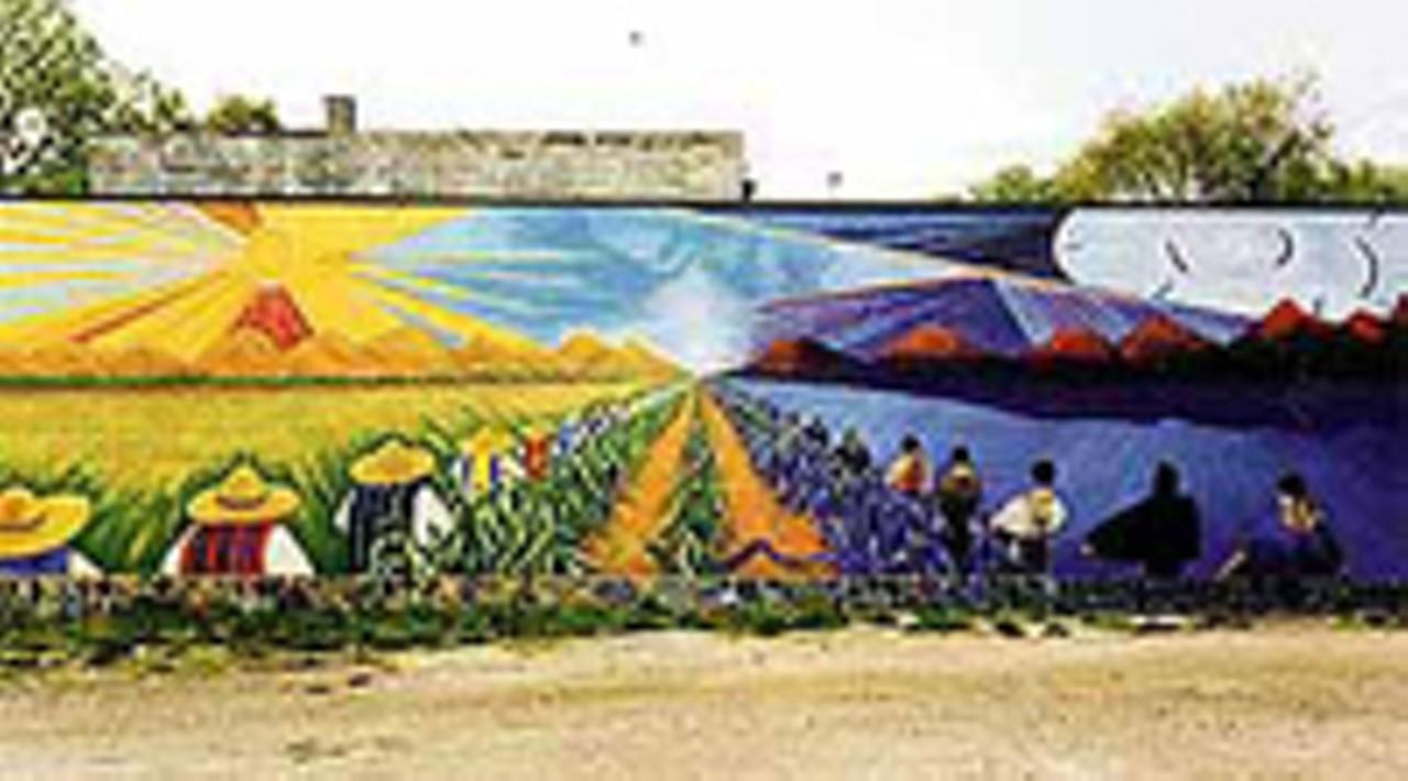 Painted places | Visual Art | Detroit Metro Times