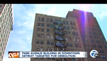 Petition asks Detroit not to demolish Park Avenue Building