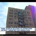 Petition asks Detroit not to demolish Park Avenue Building