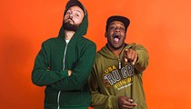 Catching up with local hip-hop duo Passalacqua