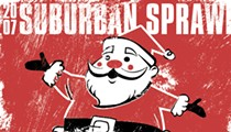 Playlist: The best of Suburban Sprawl's holiday compilations