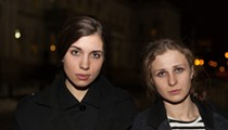 Pussy Riot's most notorious members make a stop in Ann Arbor