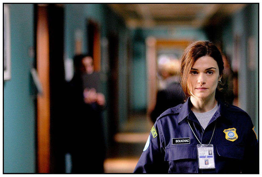 Rachel Weisz rocks The Whistleblower.