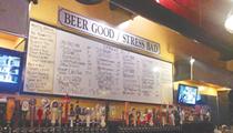 Raise the Bar: Berkley Front is an American beer garden