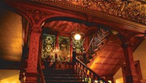 Raise the Bar: Hit the sauce and get spooked at The Whitney's Ghost Bar