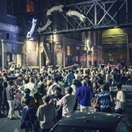 Red Bull House of Art celebrates 3 years with 10th gallery opening