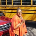 Retired DPS teacher Carole Watson wants to help you remember to shop at local black businesses