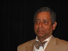 Retired U.S. Bankruptcy Court Judge Ray Reynolds Graves.