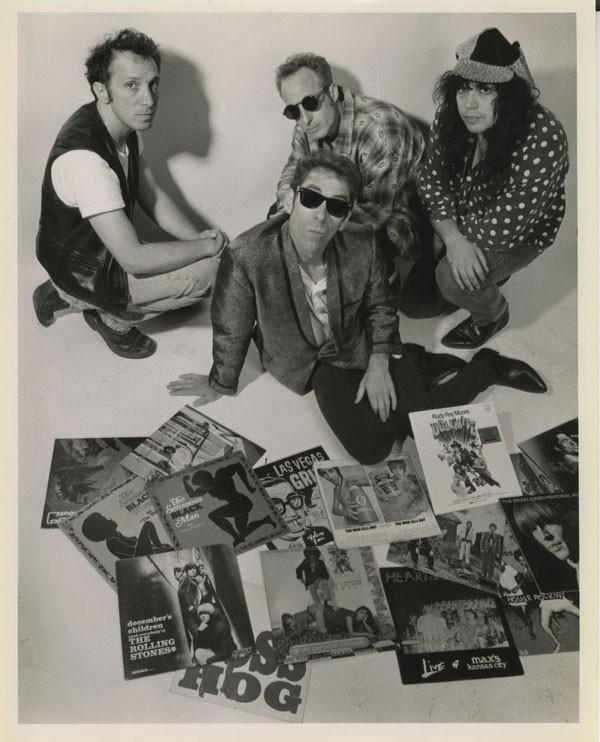 BOOTSEY X & THE LOVEMASTERS, CIRCA 1995.