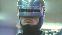 'Robocop' released 27 years ago this week