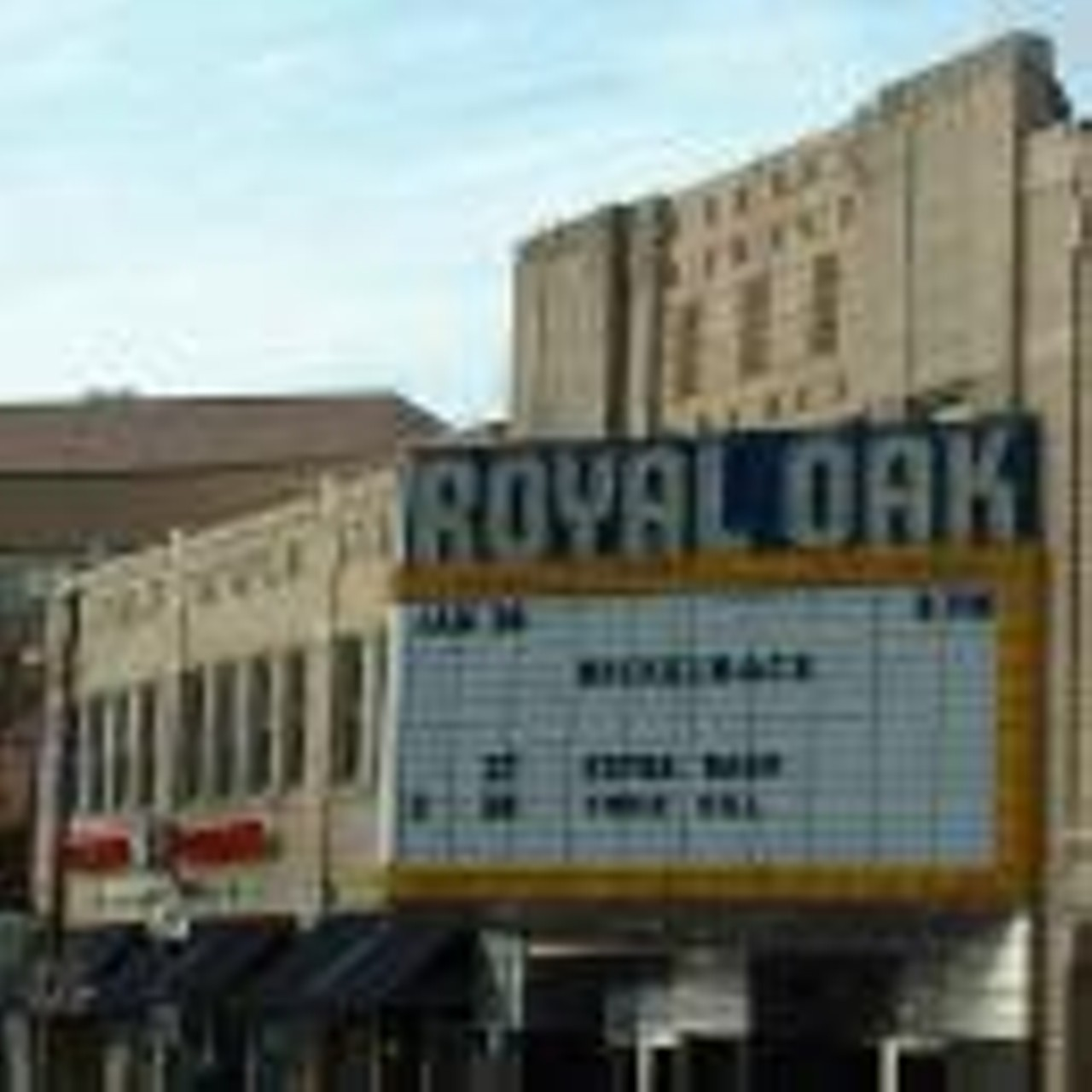Royal Oak Music Theatre Downtown Royal Oak Concert Hall