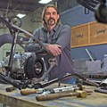 Shop Talk: A chat with Voodoo Choppers' Eric Gorges