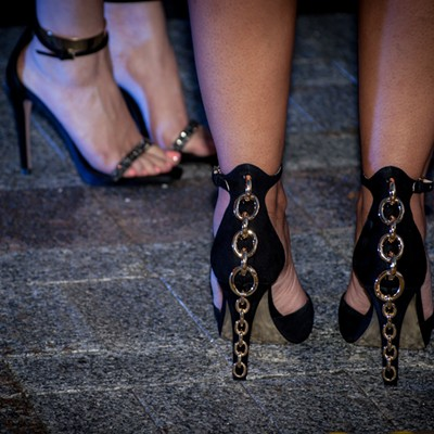 7 Amazing Shoes From Fash Bash