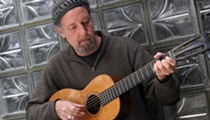 Sir Richard Bishop returns to Trinosophes, with a really cool little guitar he found in Switzerland