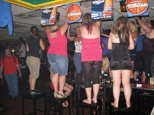 Metro detroit strip clubs
