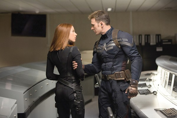 """""""So, Black Widow, you wanna go get coffee after we deal with this shit?"""" - COURTESY PHOTO."""