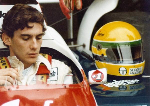 Speed racer: Senna in Senna.