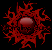 Spiraling Suns