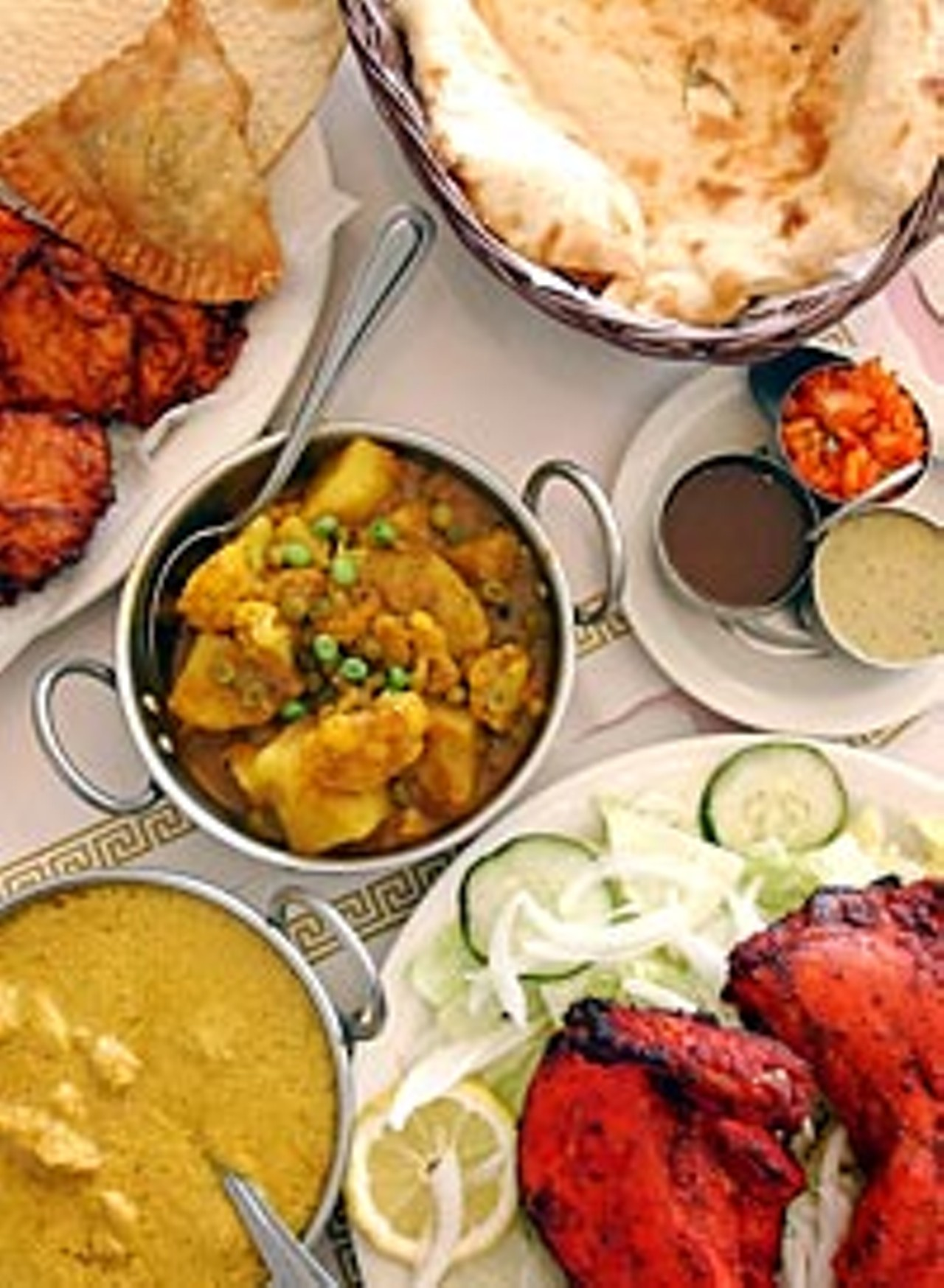 Star of india greater ferndale area indian restaurant for 5 star indian cuisine