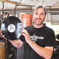 Take a peek inside Archer Record Pressing, Detroit's only record pressing plant